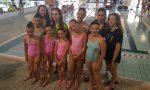Bella esperienza agli Italiani sincro per l'SSD Nuoto Lanzo