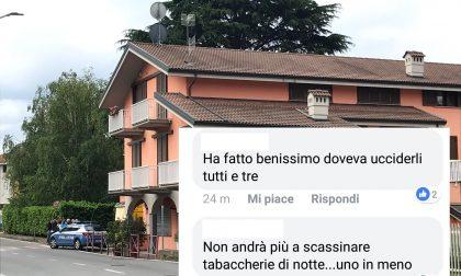 """Tabaccaio uccide ladro scoppia la """"rissa"""" sui social"""