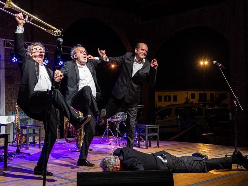 Il terzo concerto di primavera: tra musica e risate con la Banda Osiris