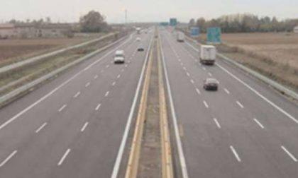 Autostrada A5: chiusa per un incidente nel cantiere