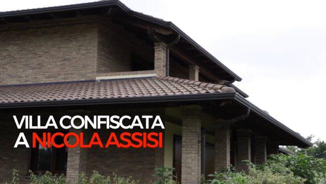 Villa del boss a San Giusto Canavese ospiterà uffici pubblici