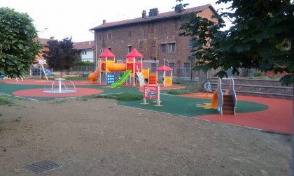 San Maurizio: il parco giochi «inclusivo» è pronto