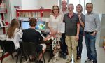 Volontari al lavoro per una biblioteca di Cuorgnè da sogno
