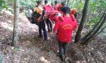 Cercatore di funghi salvato dal Soccorso Alpino a Locana