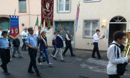 Favria e Oglianico unite per la processione del «Corpus Domini»