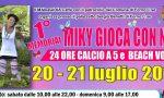 Sabato e domenica a Forno i tornei dedicati a Miki