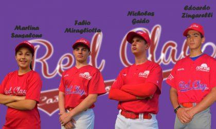 Red Clay Castellamonte brilla al torneo delle Regioni