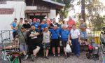 Guido Zabena ricordato a Favria dagli amici della pesca sportiva