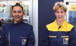 Enola e Augustina studentesse di meccanica industriale | INTERVISTA DOPPIA