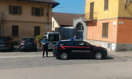 Rubano nelle auto in sosta, due denunce a Chivasso