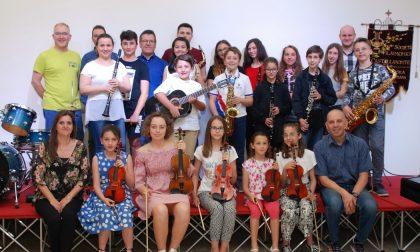 Scuola di Musica di Castellamonte: applausi per le esibizioni degli allievi