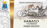 San Maurizio: vuoi cenare? Devi vestirti in bianco e oro