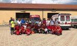 Mathi: dopo la donazione del defibrillatore, il corso Croce Rossa per impararne l'utilizzo