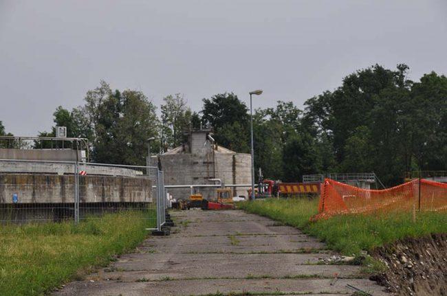 Depuratore in borgata Francia, controlli su presenza materiali inquinanti