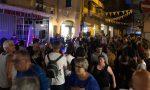 Ciriè: alla «Notte Bianca»… anche un matrimonio | VIDEO