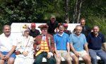 Cafasse: la prima «panchina gigante» è alla Cà Bianca
