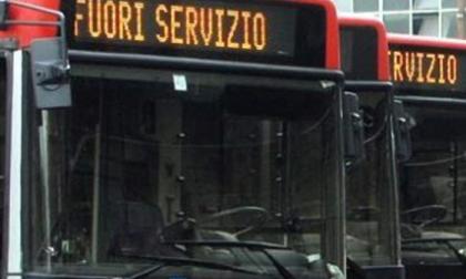 Oggi, sciopero dei mezzi pubblici