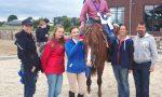 Il cuorgnatese Alessandro Vicari campione europeo di equitazione all'americana