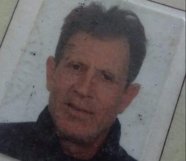 Pensionato 63enne scomparso a Volpiano: l'appello della moglie