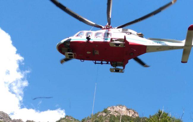 Scivola mentre fa canyoning: difficile intervento della squadra forre della XII Delegazione Canavesana del Corpo Nazionale del Soccorso Alpino sul rio Piantonetto, nel Comune di Locana.