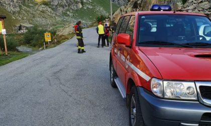 Podista soccorsa al Lago Nero dopo una brutta caduta