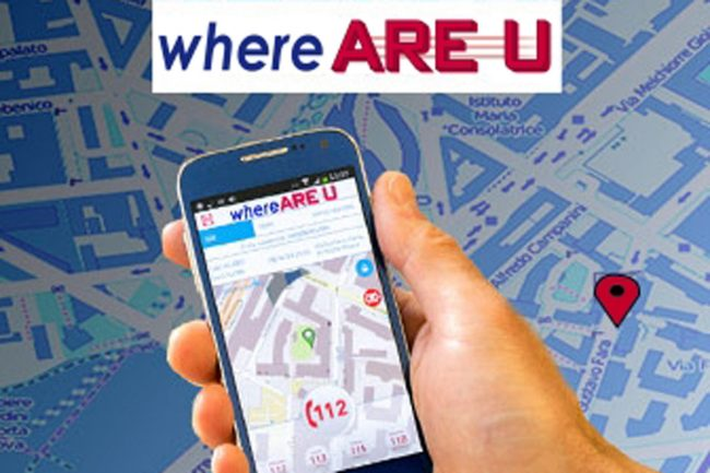 Boom di download per Where Are U, la app del 112 che può salvarti la vita. Ma in Piemonte non funziona