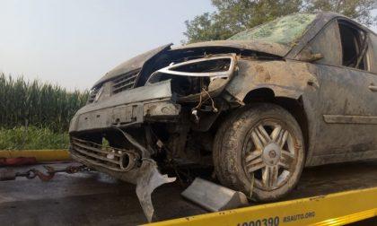 Incidente sulla Ivrea-Santhià, cinque feriti