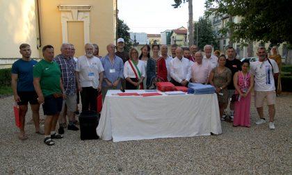Ciriè: la Marchesa Margherita ha accolto gli atleti degli «European Masters Games»