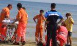 Turista torinese salvato da un surfista di 12 anni