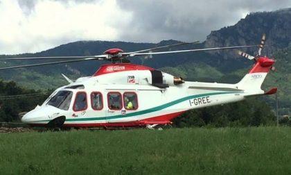 Grave il vicesindaco di Busano Leonardo Corbo dopo un volo da 6 metri
