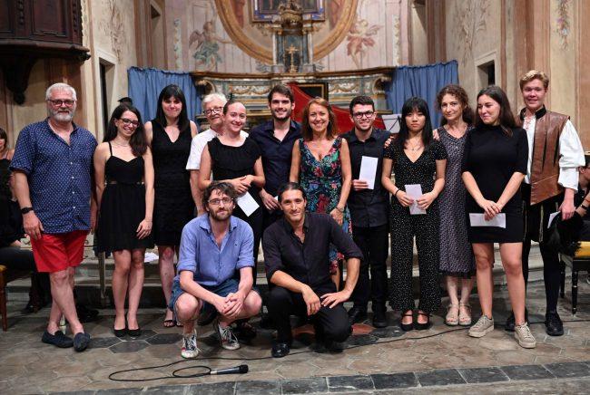 Corsi Internazionali di Musica Antica, premiati sei giovani studenti