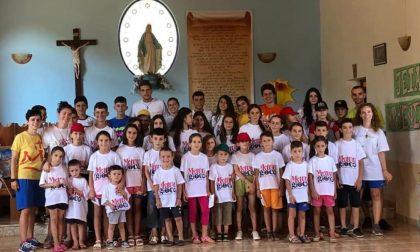 Animatori dell'Oratorio San Giuseppe in missione di volontariato in Albania