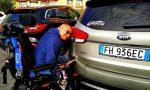 Da Sparone a Lourdes a bordo di un'auto speciale