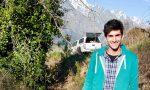 Un albero per compensare la CO2 del viaggio: la storia di Gianluca Sinico