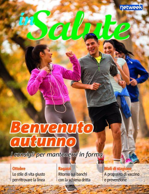Torna in edicola coi nostri giornali la rivista inSalute!