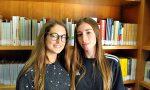 Bella esperienza internazionale per due giovani studentesse