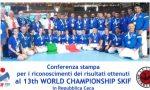 Agonisti e medagliati Ski-I di karate ospiti nel week end a Rivarolo