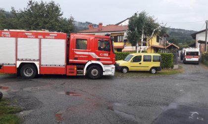 Ritorno di fiamma in una cucina ad Agliè: tre persone ferite
