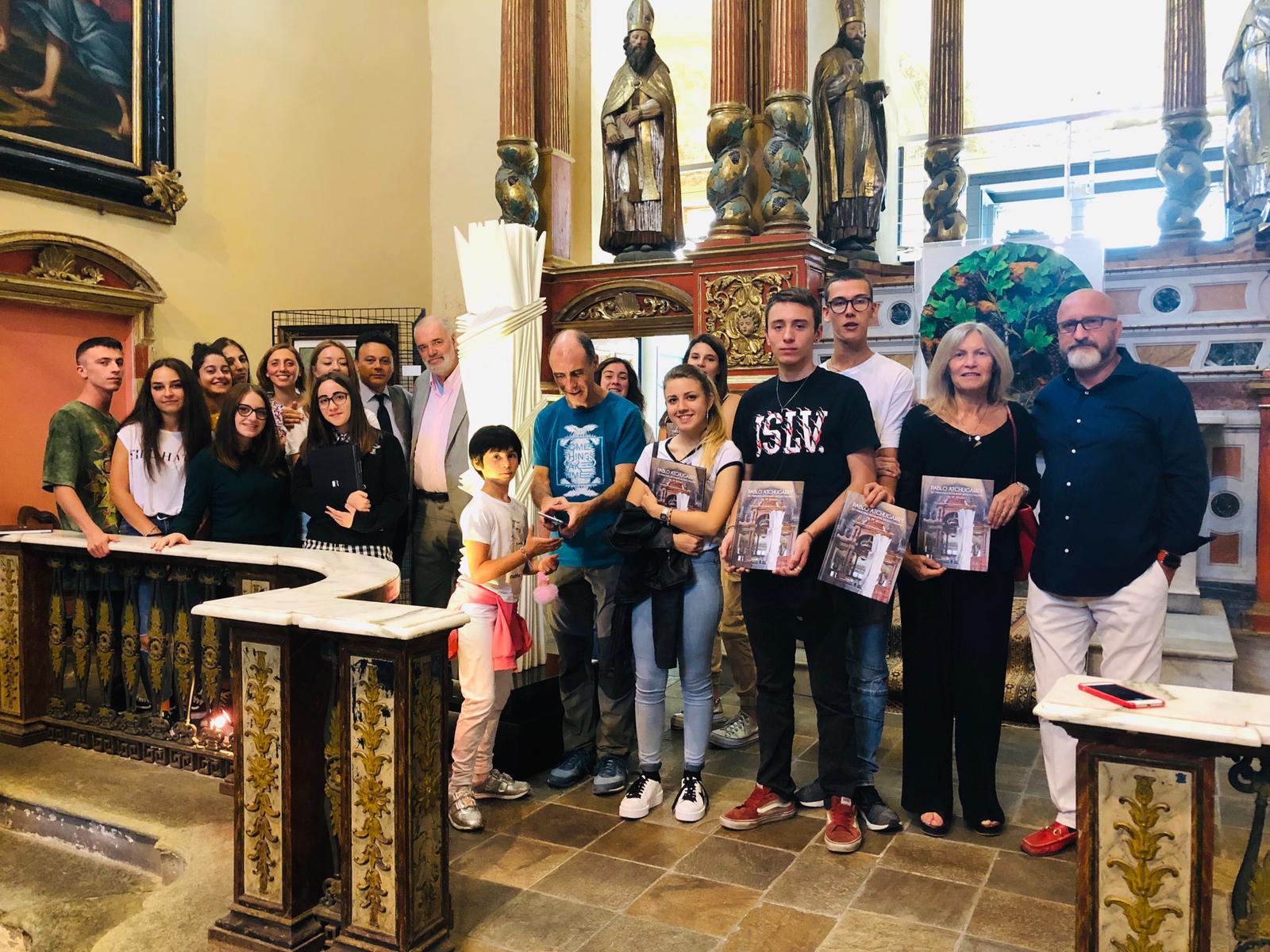Mostra internazionale nell'ex chiesa della Trinità