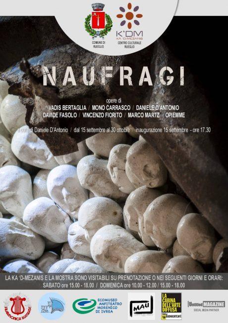 """Rueglio: inaugurazione delle mostre """"Naufragi"""" e """"Uccellini e Uccellacci"""""""