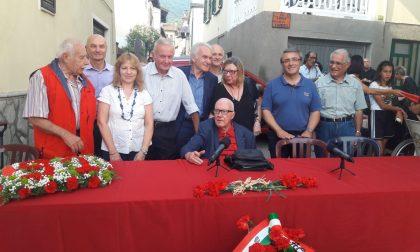 Una grande festa a Castellamonte per Eugenio Bozzello Verole | FOTO
