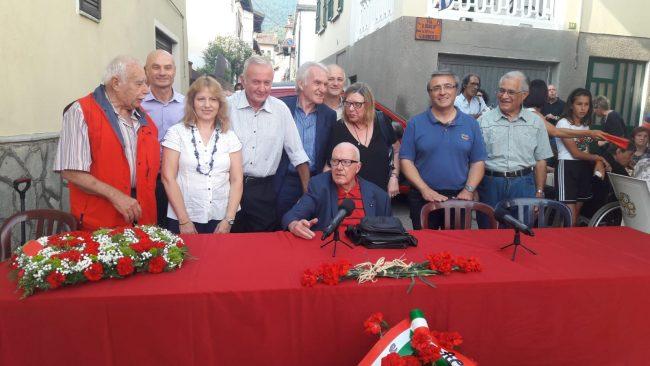 Una grande festa a Castellamonte per Eugenio Bozzello Verole