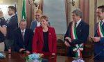 L'eporediese Cinzia Tarditi scelta per il calco della mano nel Vicentino | FOTO e VIDEO