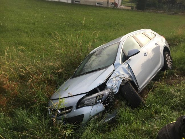 Tamponamento a Nole questa mattina lungo la Sp2. Nessuno fortunatamente è rimasto ferito in modo grave.