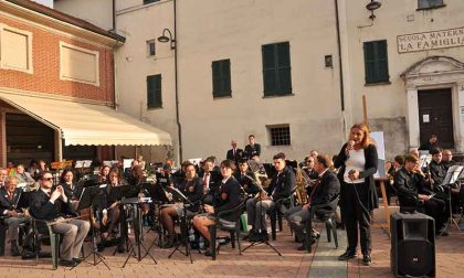 Filarmonica Meanese protagonista oggi a Caselle