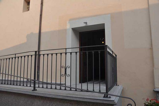 Nuova rampa di accesso alla parrocchia costa 25mila euro