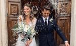 Il matrimonio da favola di Cristina Chiabotto con l'imprenditore Marco Roscio