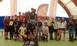 Gran finale di Trofeo Piemonte per i ragazzi de La Cicloteca