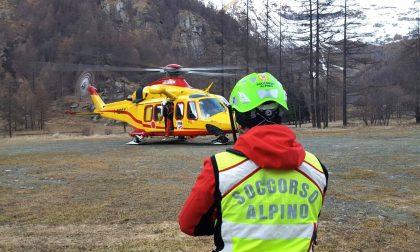 Escursionista muore precipitando in un burrone a Balme