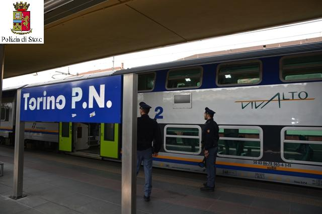 Rafforzati i controlli della Polfer nelle stazioni